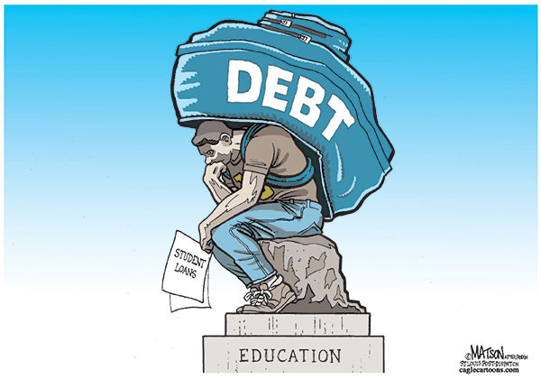 Student Loans Past Present and Future